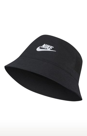 Nike | Black Sportswear Solid Bucket Hat