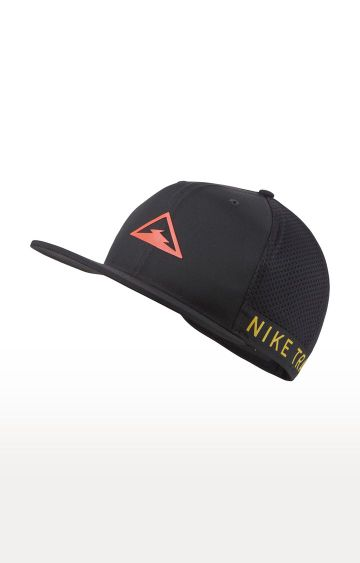 Nike | Grey Solid Dri-Fit Pro Cap