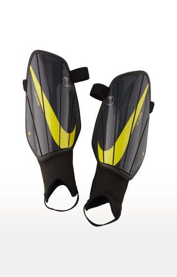 Nike | Grey Unisex Charge Soccer Shin Guards