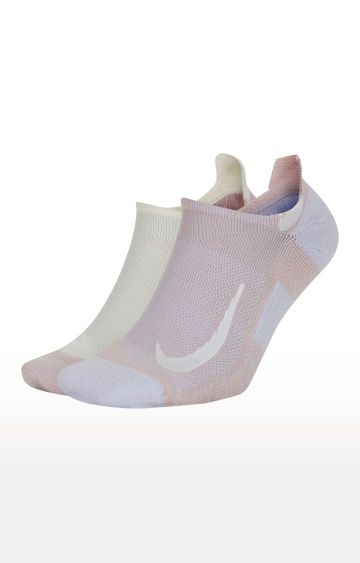 Nike | Multicoloured Colourblock Multiplier Socks - Pack of 2