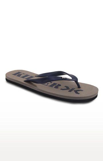Killer | Grey Flip Flops