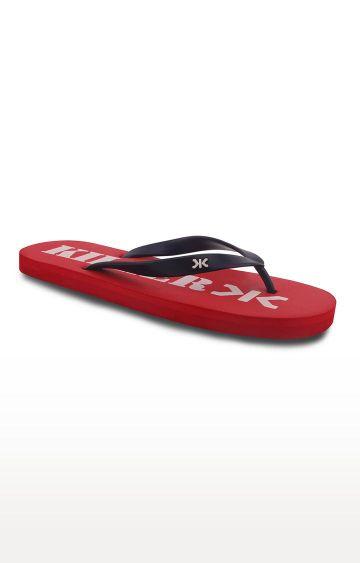 Killer   Red Flip Flops