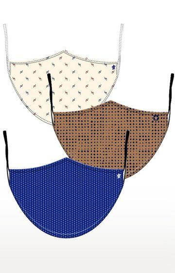 Turtle | Turtle Blue Reusable Cotton Protective Mask