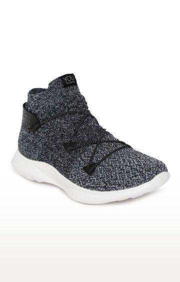 Skechers   Grey Sports Shoes