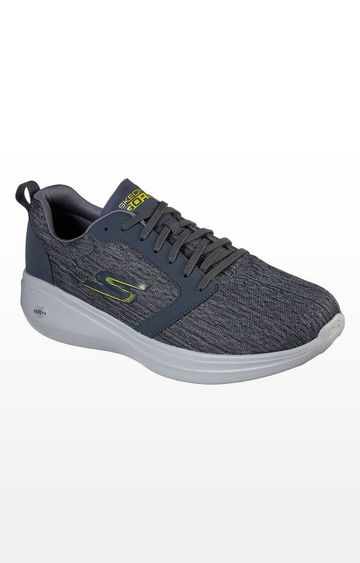Skechers | Skechers Grey Go Run Fast - Venger Trainers