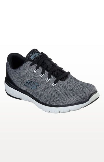 Skechers | Grey Flex Advantage 3.0 Sports Shoes