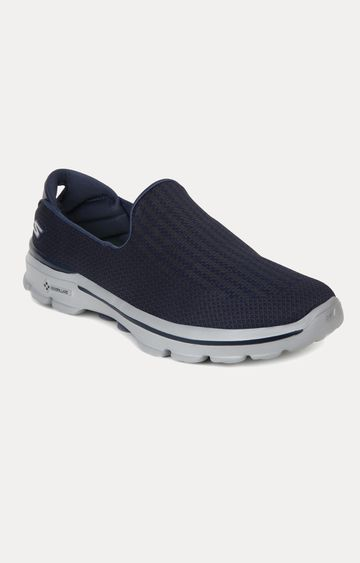Skechers | Navy Running Shoes