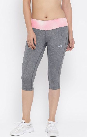 Lotto | Lotto Grey Melange Xride Tights