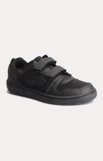 Lotto | Black Casual Slip-ons
