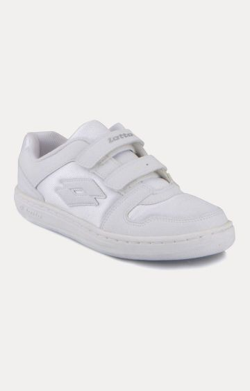 Lotto | White Casual Slip-ons