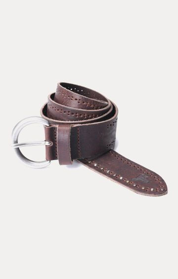 GAS | Cognac Belt