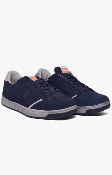 GAS | Navy Ronny SD Sneakers