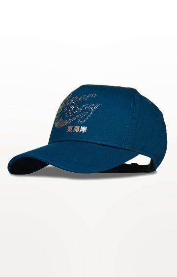 Superdry | Blue Printed Baseball Cap