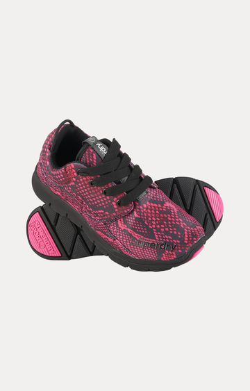 Superdry | Pink Running Shoes