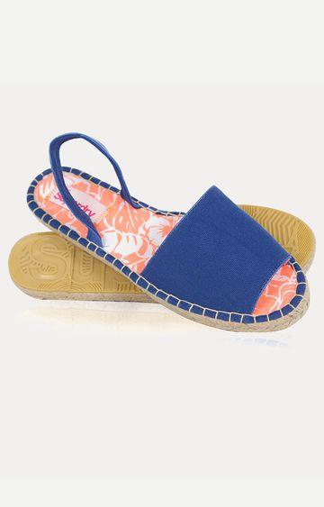 Superdry | Blue Sandals