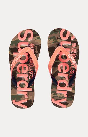 Superdry | Pink Flip flops