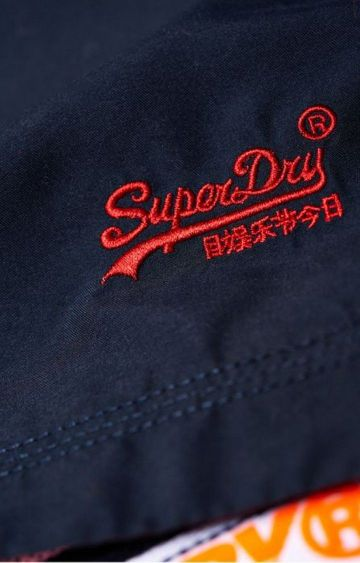 Superdry | Superdry Navy Men Activewear Shorts