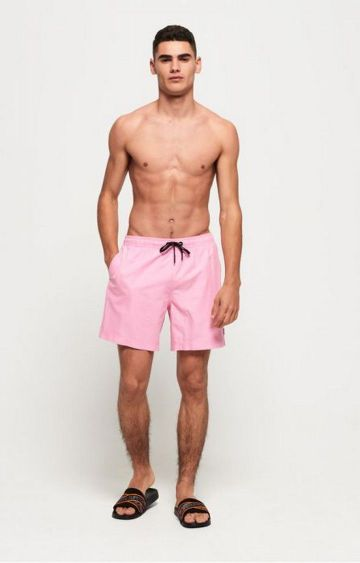 Superdry   Superdry Pink Women Swimsuit