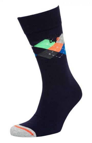 Superdry | Superdry Navy Men Socks