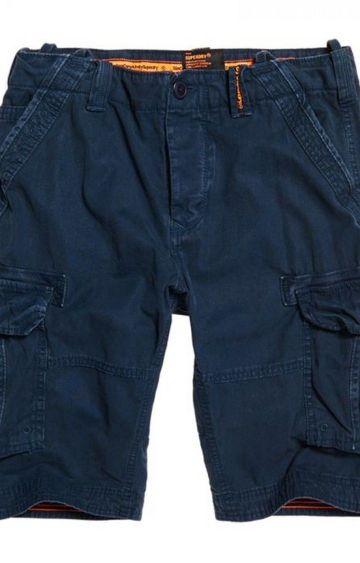 Superdry | Superdry Blue Men Shorts
