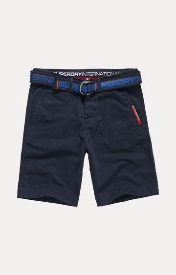 Superdry   Blue Shorts