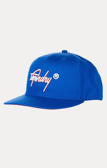 Superdry | Crew Sd Blue Baseball Cap