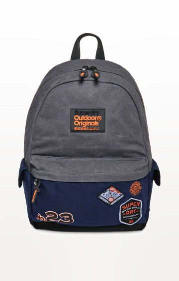 Superdry | Grey Backpack