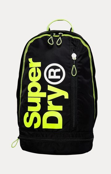 Superdry | Black Backpack