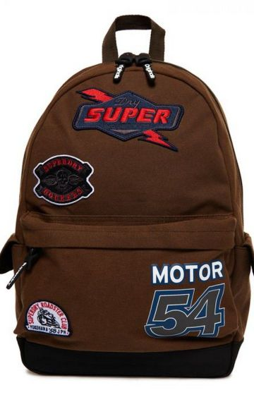 Superdry | Superdry Green Men Backpacks