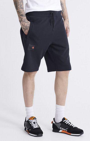 Superdry | Black Core Sport Shorts