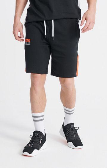 Superdry | Black Streetsport Shorts