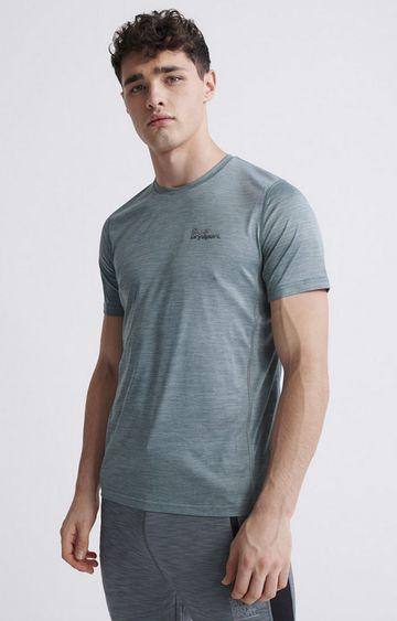 Superdry | Sagebrush Green Training T-Shirt