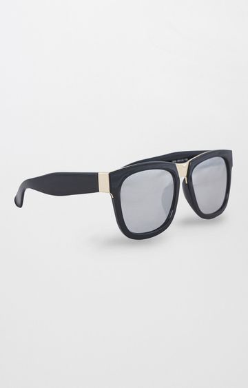 AND | Black Square Sunglasses