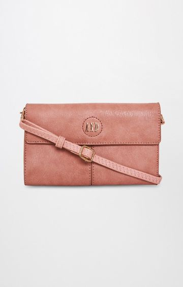 AND | Pink Clutch