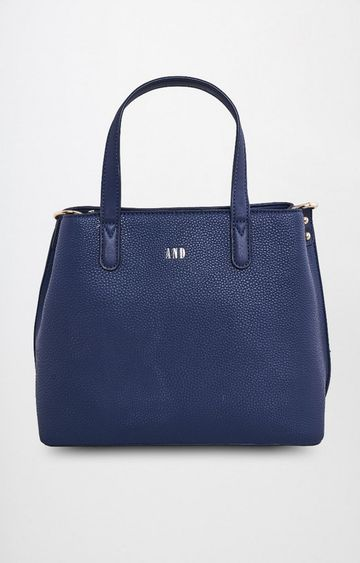 AND | Navy Handbag