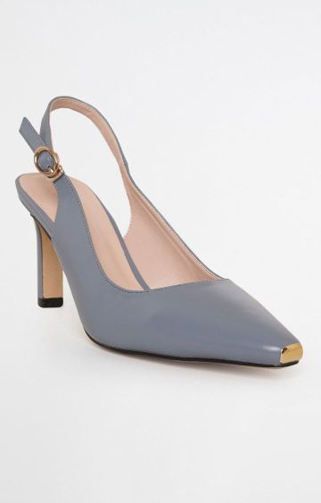AND | Powder Blue Pumps