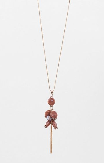 AND | Brown Chain