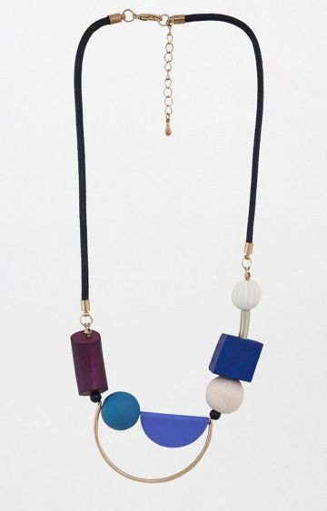 AND | Multicoloured Statement Necklace