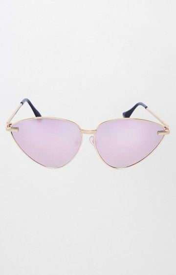 AND | Pink and Green Aviators