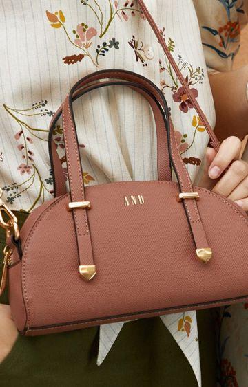 AND | Pink Handbag