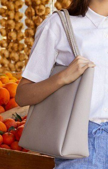 AND | Grey Handbag