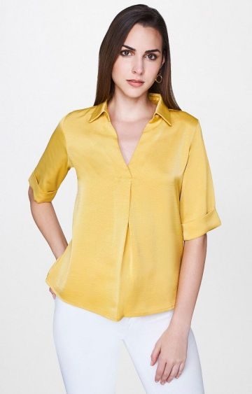 AND | Yellow Solid Top