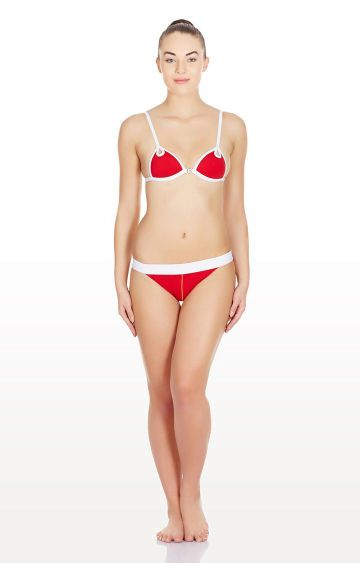 La Intimo | Red Max Soft Lingerie Set