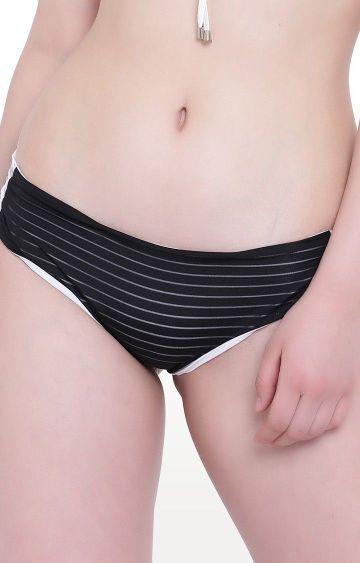La Intimo | Black Sea Show Panty