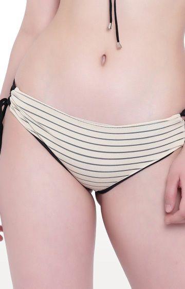 La Intimo | Beige Sea Show Panty