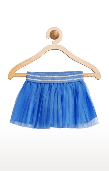 United Colors of Benetton | Blue Solid Skirt