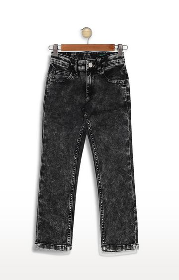 United Colors of Benetton | Black Solid Jeans