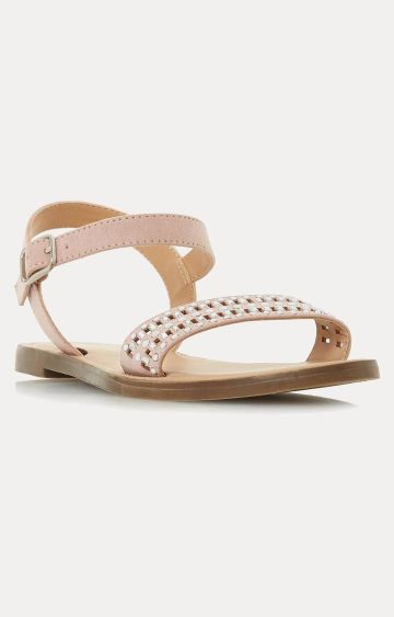 Dune London | Beige Sandals Lira