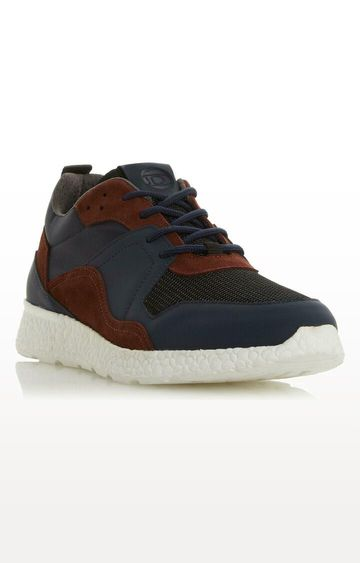 Dune London | Navy Trackie DI Casual Lace-ups