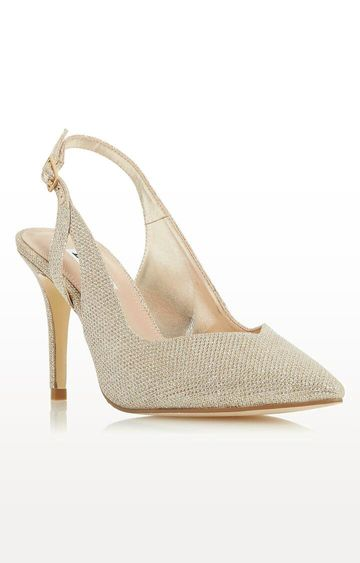 Dune London | Gold Crest DI Stilettos